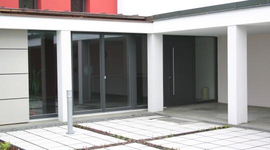 Holz/Alu Fenster HAF01