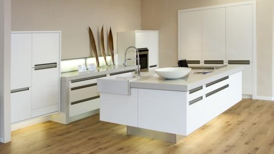 Ausstellung Küchen