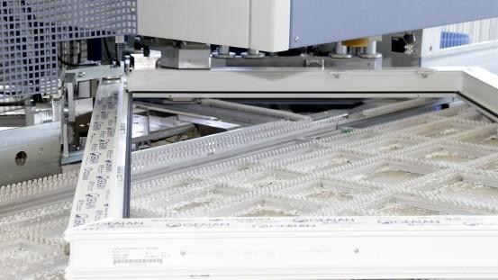 Fertigung Kunststofffenster