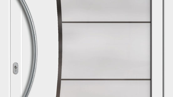 KHT-RB 6914 weiß, Glas: G 1371