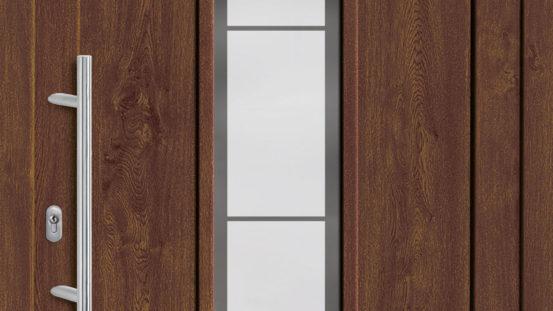 KHT-RB 6928 Dekor Nussbaum, Glas: G 1154