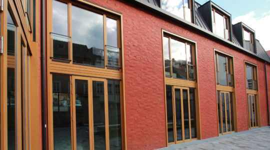 Holzfenster HF08